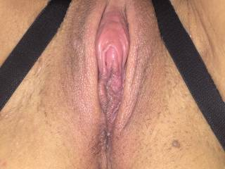 Close up shot so you can see how beautiful that pussy is that I had the please to play with!