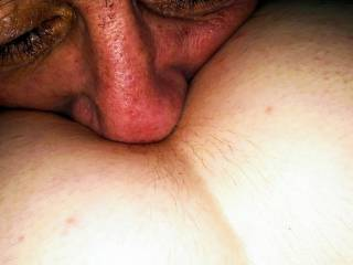 Me with younger up her butthole made her cum