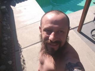 Naked selfie cali sun! 🌞