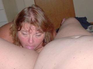 how long do you think it took me to put my tongue in her pussy??