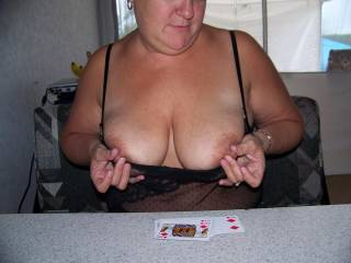 loves her nips tugged on