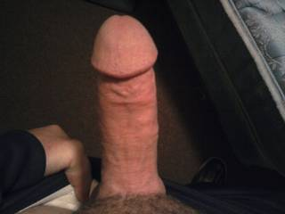 not so bad when fully erect. i prefer the big ones though.