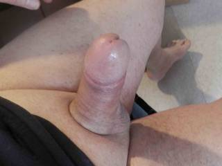 Wish I was there giving you a nice warm mouth ! ! !