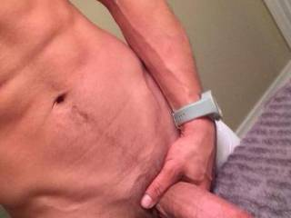 Wow....i want to feel it in my mouth shooting a big load down my throat...then feel it balls deep in my virgin ass fucking me hard and fillkng me with cum.