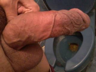 Uncut Dick.  Foreskin & big venís