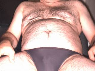 in underwear