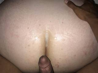 Getting Dominican cock and taking it like such a good little slut!