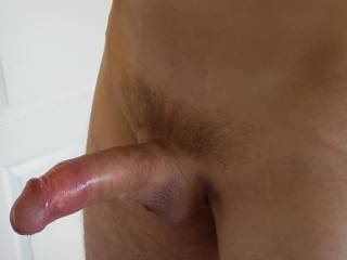 My cock is dripping wet. I must be thinking of you.