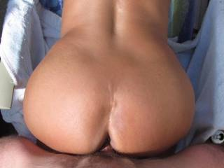 Oh yeah that would be nice to slid it in all the way, letting her feel the full length and width of his hard cock.  K and G