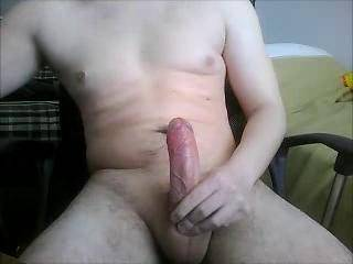 ....my hard young cock was hungry for some pussy, what can I do ? .... thats what happens when you are alone and horny ...