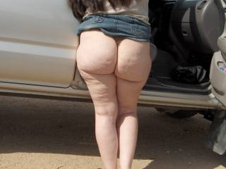 Oh MAN what a fabulous set of cheeks! Ya gotta do a clip featuring that VERY nice ass!!!!