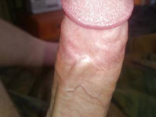 Very nice big thick suckable cock. Got my mouth watering and my cock throbbing.