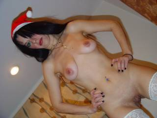 MNarvelous body , tits and pussy that I would sure love to kiss, caress, lick, suck, finger and fuck fur your orgasm pleasures.