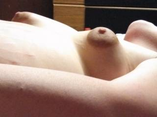 my puffy nipples