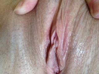 What a beautiful pussy. I want to suck your clit and tongue fuck it until you are cumming all over my face.
