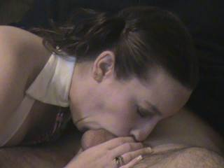 OMG GIRL I WOULD LOVE TO SEE YOU SUCK MY COCK DOWN LIKE THAT ANYTIME SEXY;)I KNOW IT WOULD FEEL AMAZING!!!!!