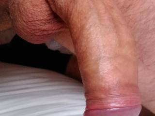 Mmmmm. i love your dick... So big and smooth, so suckable and fuckable...