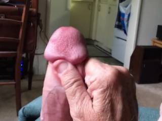 Very horny and no friends to play with so I had to take things into my own hands.