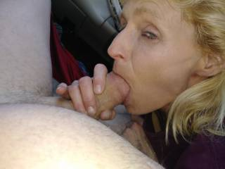 She loves to suck as her friend Tracy watches- she will be sucking my dick soon