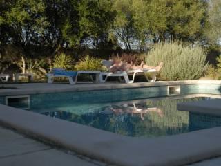 holliday on pool