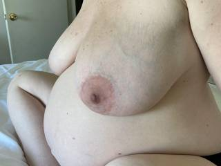 I have been nervous to post these do I look sexy pregnant? Am I still fuckable?