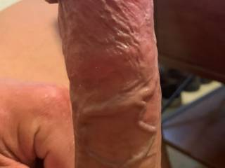 Getting Ready To Stroke