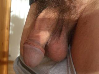 I like your photos or videos cock making it a straw with me, I would love to see your stiff cock full of milk, ...  a kiss on your hard cock