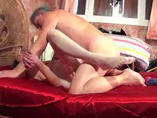 40 minutes of sex pt 2 of 4 - Sucking, fucking 69 and dildos....