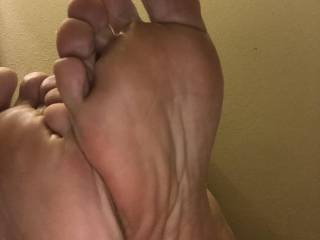 Soft soles after a day of hard work
