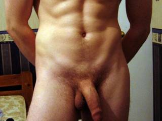 Oh yes post a pic of his cock fully erect.  Seeing it soft is a exciting. So imagine my pussy when its hard!.  TigerX