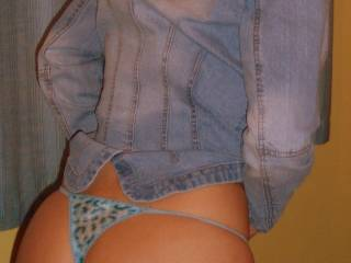 i love your gorgeous ass in thongs im going to cock spank you