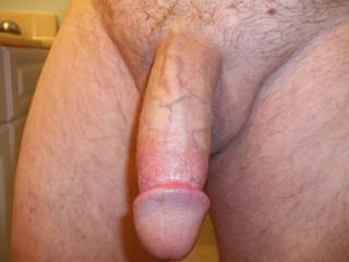 You have a very delicious looking cock and I love sucking a soft suckable cock.  I love making them grow and get real hard in my mouth and I love sucking them off.  MILF K
