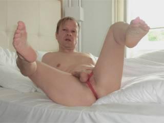 spread my legs
