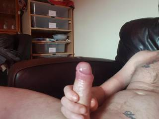 oiled up stroking