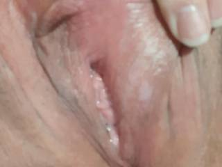 a good cock pounding by mr warseup = swollen, dripping wet pussy