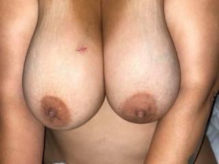 Who likes my titties?