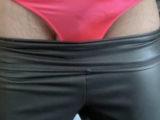 Pull my pants down