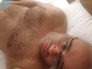 Just me waitin and hopin my friend comes with her big hairy pussy