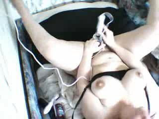 another great video, lovely body, fantastic tits, love her nipples