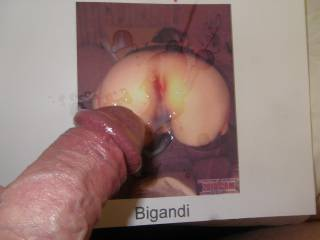 great ass enjoyed unloading my jizz so much over it just wish it was 4 real mmmxxxxxx