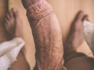OMG what a beautiful cock. Now that I would like to see with my randy little wife's hands and mouth around. But better still fucking her sweet pussy deep and hard making her scream with pleasure