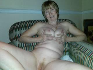 Pretty lady and soooooooooooo hottttttttttt too!  Pretty face, beautiful smile, fantastic tits, gorgeous pussy and hot body!  WoW!