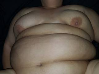 Mmmm after fucking me cum all over my body!