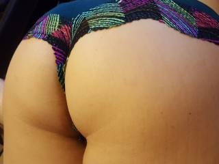 She's been a bad girl and needed to be bent over my knee. Whats next?