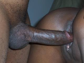 the amazing feeling of getting the lovely cock ready to go inside your love hole... let us know your feeling/experiences in comments