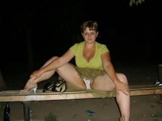 mmmmmm I would love to have those legs around me