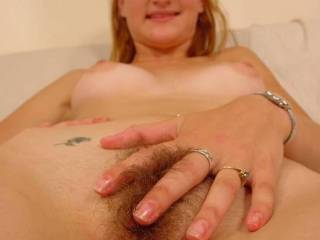 Usually I prefer shaved, but you are sooo hot just the way you are I wouldn't change a thing!!!
