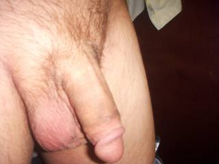 What do you think of my hubby's soft dick?