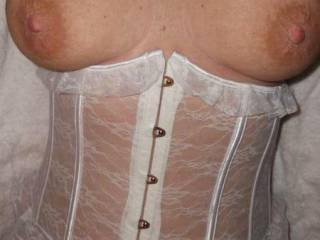 And that corset really does make you look as sexy as hell!! Shows off your gorgeous sexy boobs perfectly x