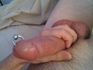 Ever had a pierced cock inside your pussy?
